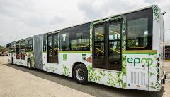 Bus eléctrico BYD Auto Industry Co Ltd.