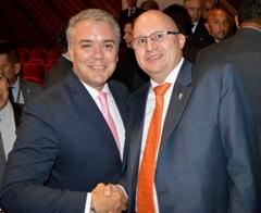 Inán Duque y Eduard Baquero López