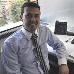 Guillermo Alarcón Plata, Jefe de Estudios Financieros de Asobancaria
