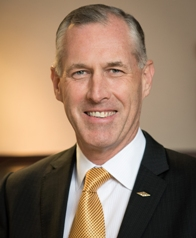 Jim Fitterling, CEO de Dow