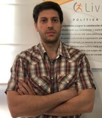 Leonardo Seminara, Líder Técnico, Arquitecto de Software para Liveware Ingeniería de Software S.A.