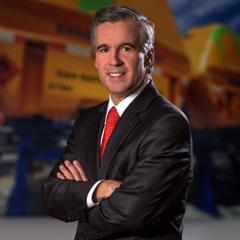 Orlando Cabrales Segovia, presidente de Naturgas