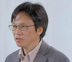 Tetsuro Ueda, experto en tecnología del Centro de Investigación de Nissan