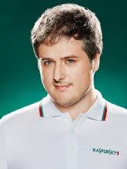 Vicente Díaz, Kaspersky