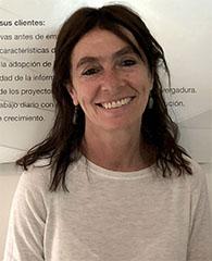 Alejandra Godin, Consultora Líder para Liveware