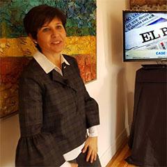 Begoña Sánchez Barrado, experta en Consumo Digital y profesora de Spain Business School