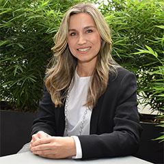 Adriana Lizcano, Directora General de Afydi