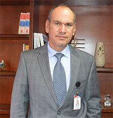 Fabio Chavarro, gerente corporativo del Grupo Juriscoop