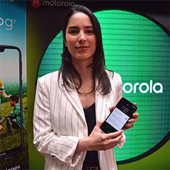 Karen Ruiz, Gerente de Producto Motorola