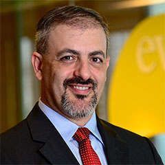 Roberto Ciccone, líder de Seguros de everis Americas