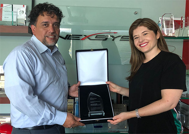 Nexsys de Colombia es premiado en los HPE Bootcamp LAC 2019