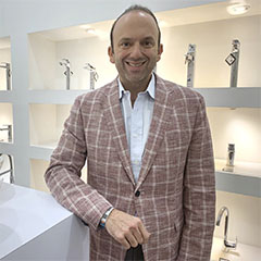 Alan Grinberg, Presidente de Decorcerámica