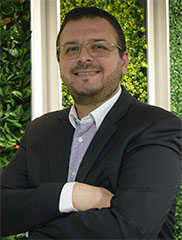 Hugo Nava, Director del sector Telcom de everis Colombia
