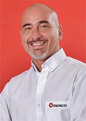 Claudio Echeverria, Gerente de Dercomaq, empresa del grupo Derco
