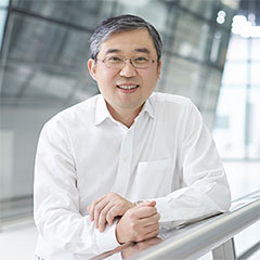 Han-Jun Kim, presidente de Hankook Tire Europe