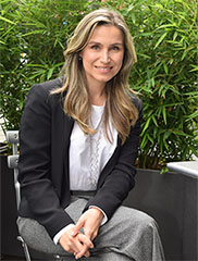 Adriana Lizcano, directora de Afydi