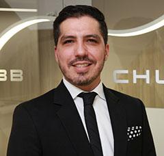 Enrique Cabrera Parada, Digital Head Región Andina de Chubb