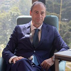 Miguel Eugene, gerente general de Hilton Bogotá Corferias