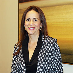 Mónica Velasco, directora de Marketing para SonicWall en América Latina