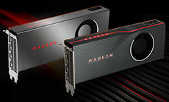 Placas de video Radeon RX 5700