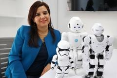 Ángela Rubiela García Moreno, Gerente de SinerTIC