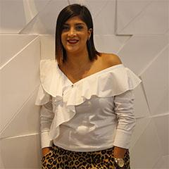 María Carolina Robles, Directora de Comunicaciones de Decorceramica