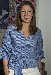 María Fernanda Escobar, Gerente de Mercadeo del Banco W