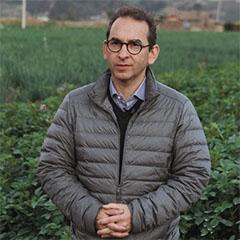 Andrés Valencia Pinzón, MinAgricultura