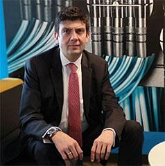 Kaleb Ávila, director para América Latina de la Unidad de Negocios de Network Infrastructure de Panduit