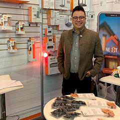 Pedro Pablo Rivas, Regional Sales Manager Latam de Nexxt Solutions