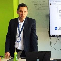 Roberto Aguirre, Responsable del Consejo Digital Business Platform y de Ecommerce de VASS Colombia