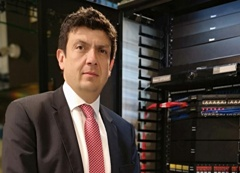 Kaleb Ávila, Vicepresidente de la Unidad de Negocios de Infraestructura de Redes para Latinoamérica de Panduit