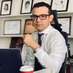 Marlon Díaz, fundador y CEO de Media Consulting Group