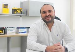 Óscar Ospina, Gerente de Mercadeo