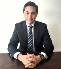 Hermann Marín, Country Manager de Aeolus para Colombia