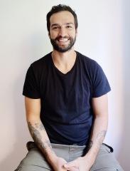Caloncho Correa, Socio Fundador Clap Burgers