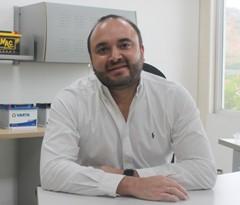 Oscar Ospina, Gerente de Mercadeo  de Baterías Clarios / Baterías MAC