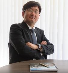 Myungjik Chea, Gerente General Hankook & Company Colombia