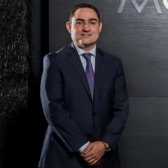 Juan Fernando Stozitzky, CFO de Movich Hotels