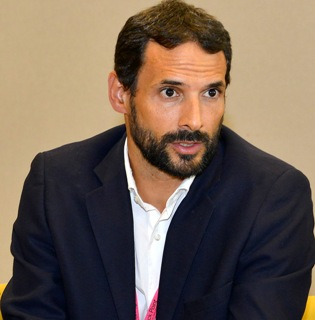 Antonio Amador, Country Manager para la Región Norte de América Latina de Check Point