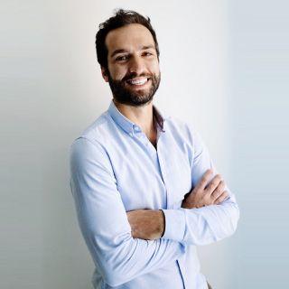 Caloncho Correa, Socio Fundador de Mystic Foods