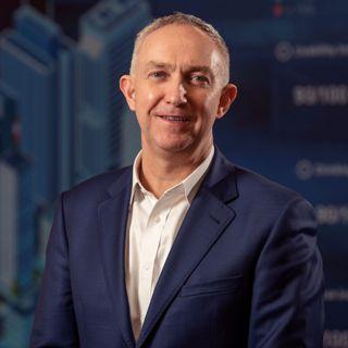 Craig Hayman, director ejecutivo de Aveva