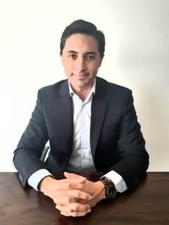 Hermann Marín, nuevo Country Manager de Aeolus en Colombia