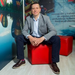 Camilo Vivi, Country Manager Ricoh Colombia